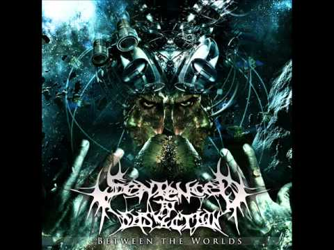 Sentenced to Dissection - Between the Worlds (2012) [Full EP]