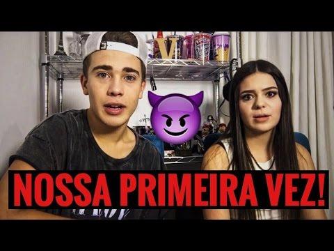 NOSSA PRIMEIRA VEZ! (Feat Viih Tube)
