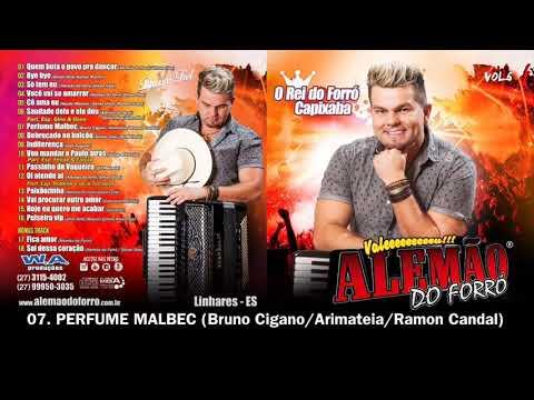 07 Perfume malbec - Alemão do forró Vol06