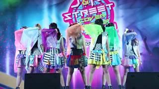 """""""Wakuri"""" cover """"Mugendai Shoujo A""""(Cheeky Parade) SIAM SQUARE1 JK S..."""