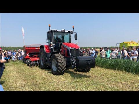 NAK AgrárgépShow: vetőgépek
