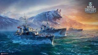 World of Warships - без регистрации и смс!