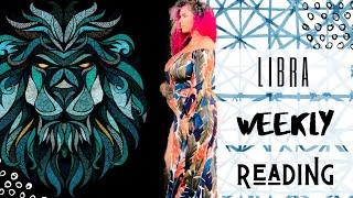 LIBRA TAROT LOVE READING - SEPTEMBER 8 -15 2019