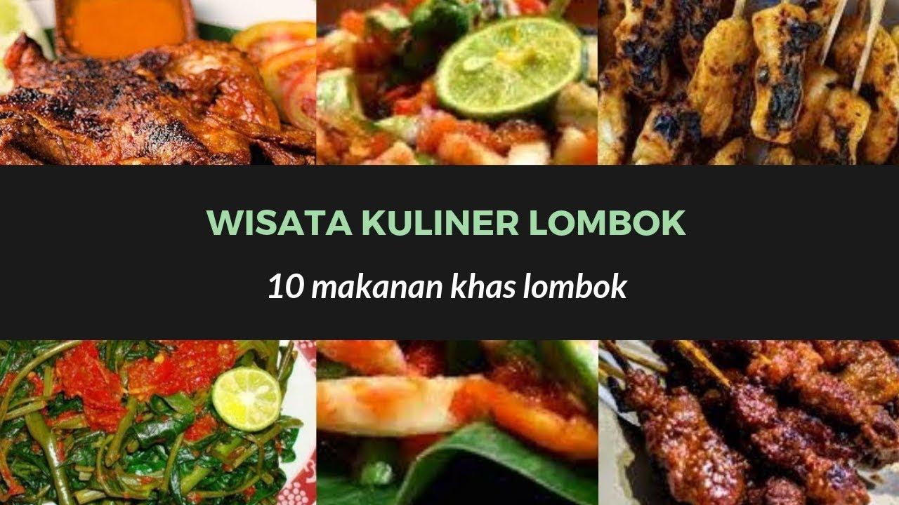 Kuliner khas lombok, wisata kuliner lombok