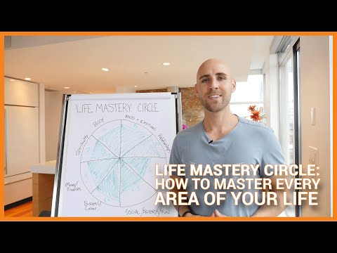 Life Mastery Circle: How To Master Every Area Of Your Life