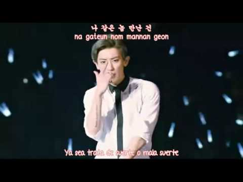 [LIVE] EXO- Playboy (Sub Español- Rom- Han)