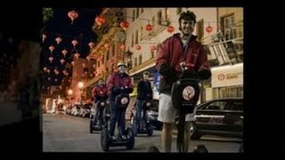 Private VIP Night Chinatown Segway Tour San Francisco - Perfect for 2 to 10 guests