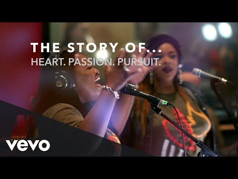 The Story Of... Heart. Passion. Pursuit. Episode 4 (The River Of The Lord)