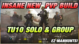 TU10 NEW PVP META??? OP BUILD u0026 HOW I USE IT! The Division 2