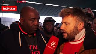Arsenal 2-0 Tottenham | We Bullied Spurs All Over The Pitch! (Graham)