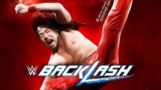 WWE 2K17 Backlash 2017 The Usos (c) vs  Breezango