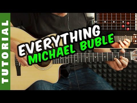 TUTORIAL: Michael Buble - Everything