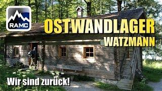Ostwandlager Watzmann Königssee - Wir sind zurück! - Abenteuer Alpin 2013 (7.2)