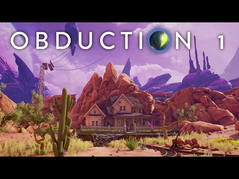 Obduction   Deutsch Lets Play #01   Blind Playthrough   Ingame English
