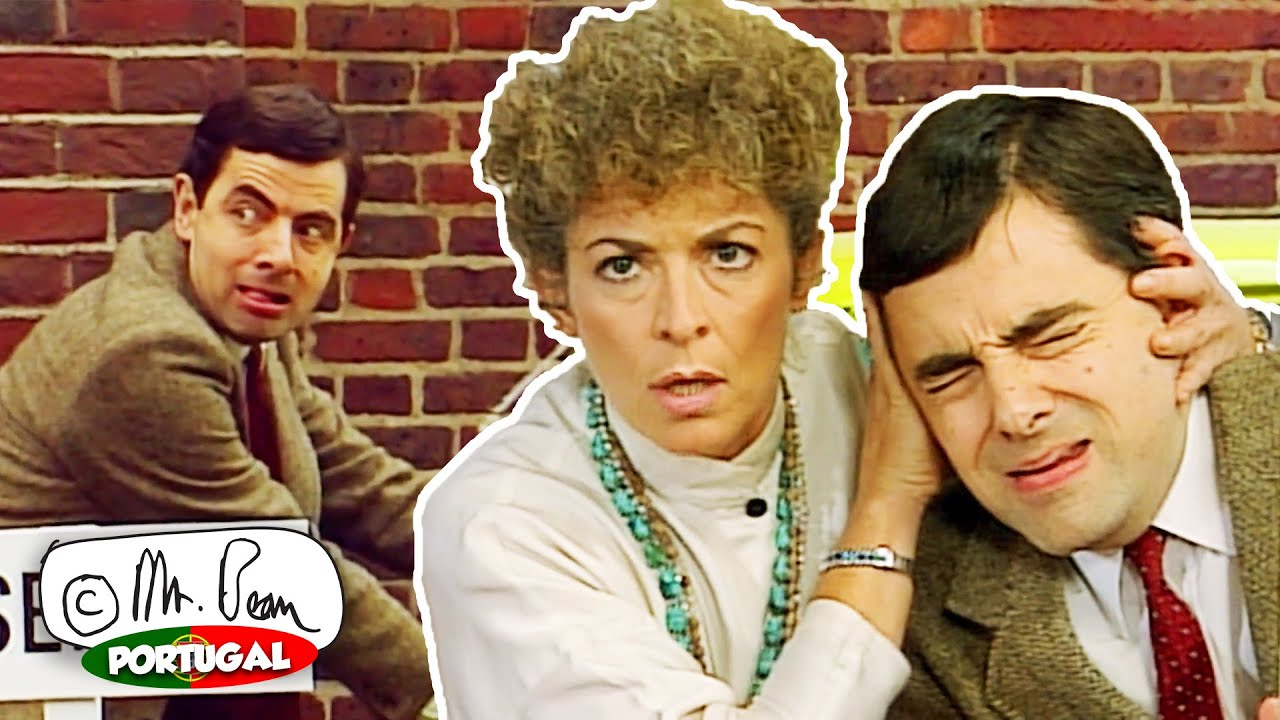 Mr. Bean Volta à Escola | Episódio 11 | Mr Bean Episódios Completos | Mr Bean Portugal