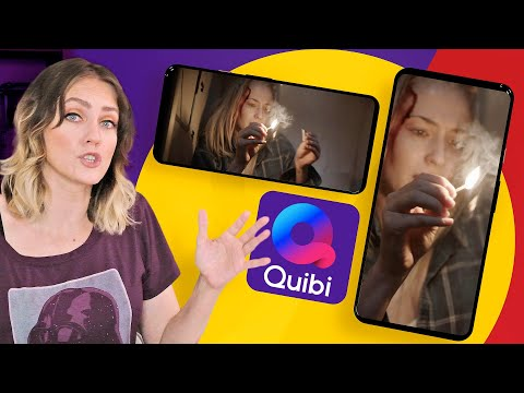 Quibi's secret weapon is AWESOME new video tech
