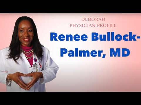Meet Renee Bullock-Palmer, MD