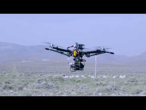 Turbo Ace Infinity 6 hexacopter aerial platform