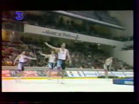1994 France CIS (MAG, WAG, RG, trampoline, acrobatics, tumbling)