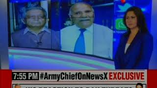 Army Chief General Bipin Rawat says Indian Army ready to answer any Pak misadventure   Connect