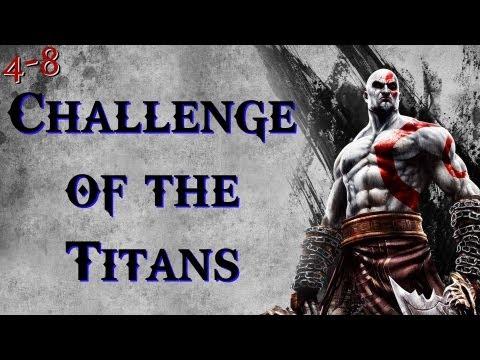 God of War 2 - Challenge of the Titans Walkthrough (death_unites_us)