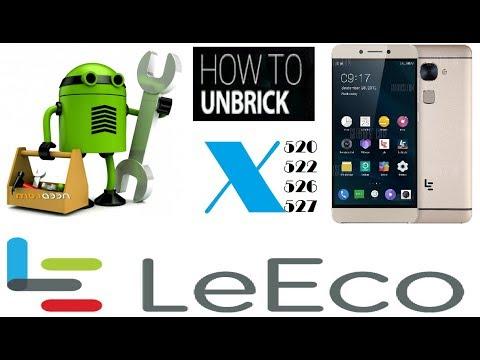 Unbrick - Recupere Seu LeEco X520, X522, X526, X527 ROM QFIL