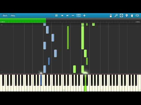 Naruto Shippuden - Senya (Updated version) [Piano Tutorial]
