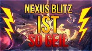 Nexus Blitz ist SO Geil! [League of Legends] [Deutsch / German]