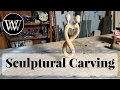 How to Learn Small Sculptural Carving With Chisels Small sculpture