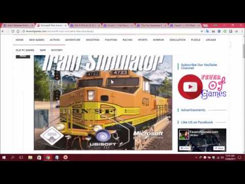 microsoft train simulator patch v1.4 download
