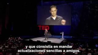 Twitter, origen y evolución: Evan Williams en TED 2009