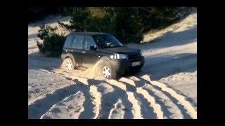 4x4 Land Rover Freelander 2.0 TD