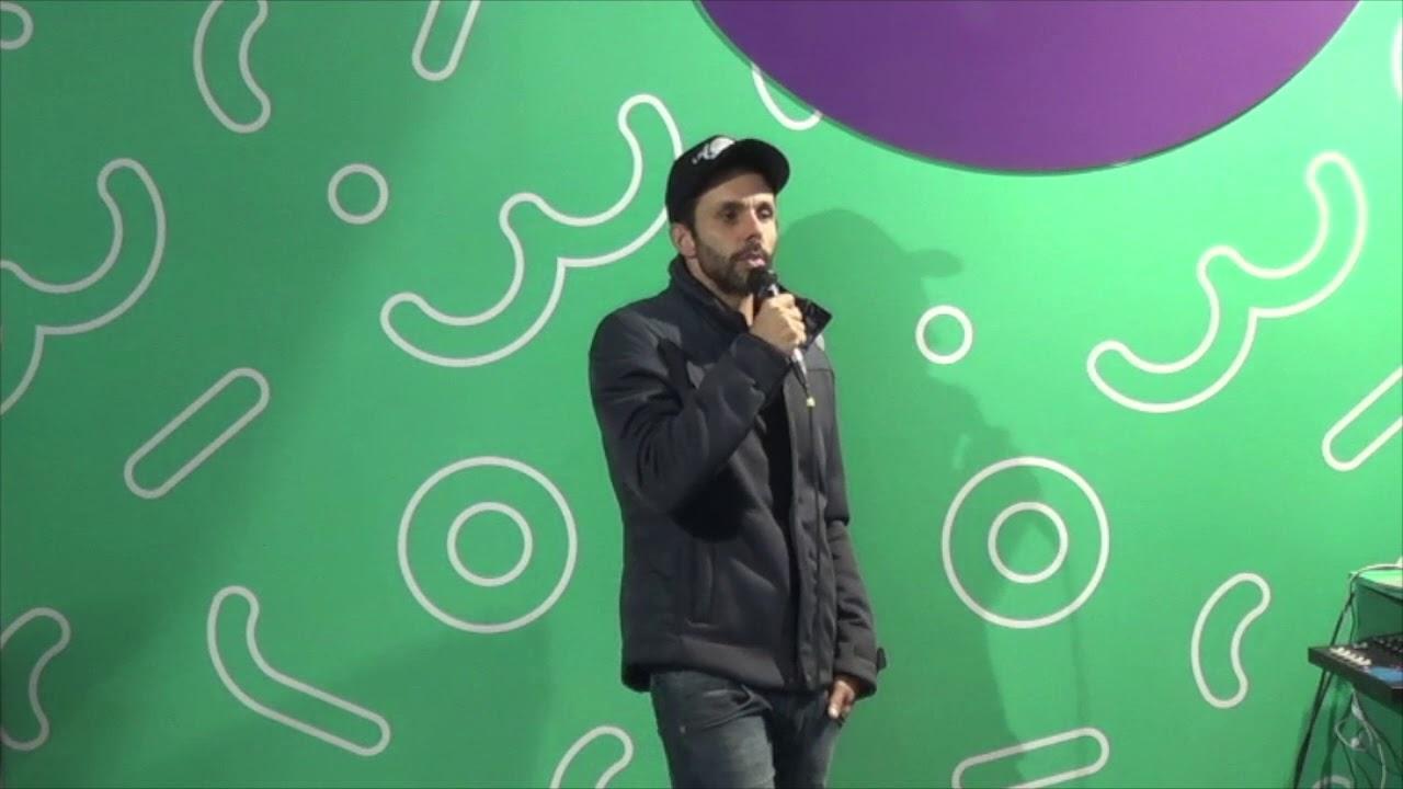 Transmissão ao vivo - Talks Fenadoce - Woop Sicredi alimentando a cidade com energia - Raul Garré