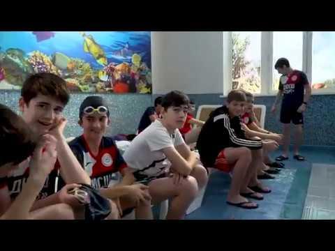 чемпионат и первенство Дагестана по плаванию .Ролик