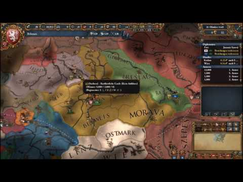 Europa Universalis 4 The Emperors new clothes #1