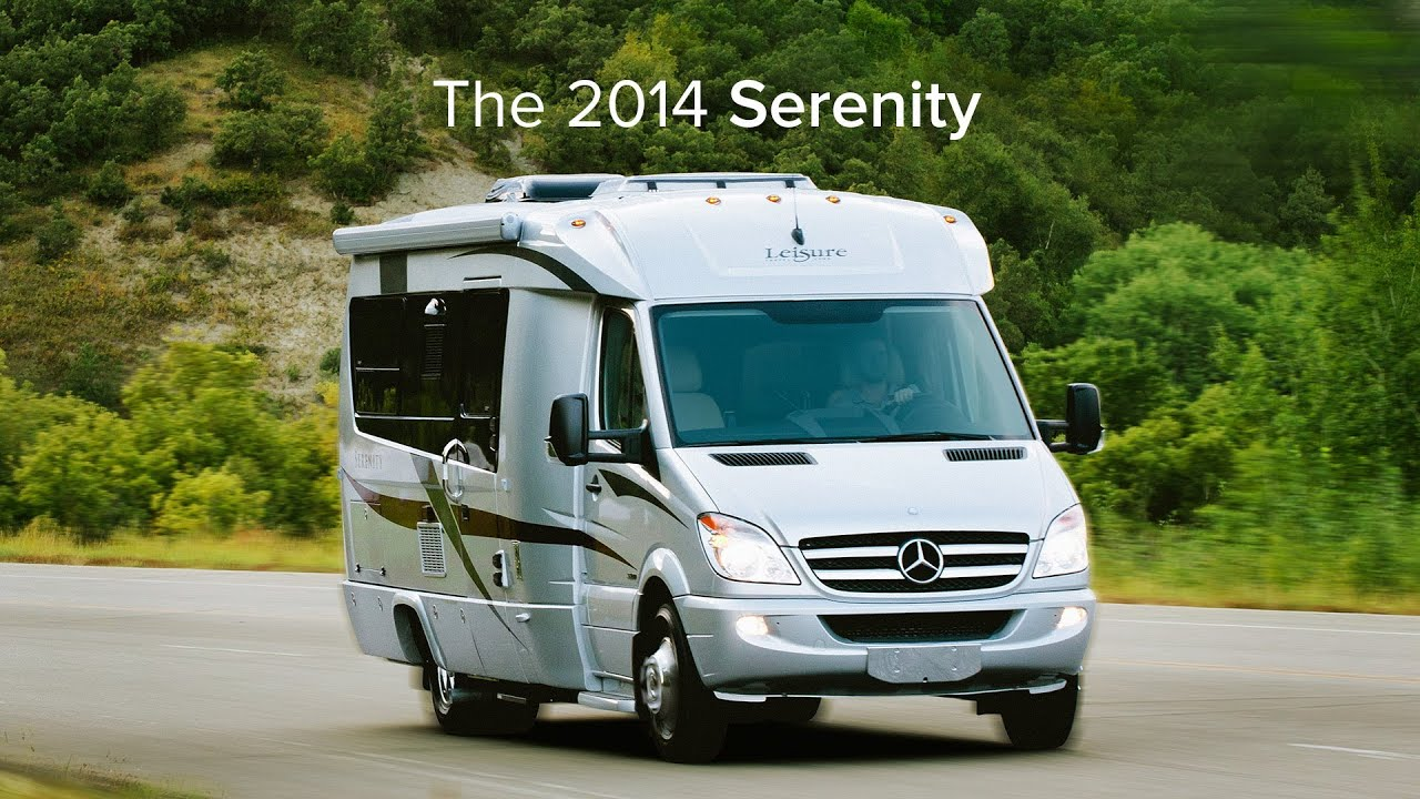 Leisure Travel Serenity For Sale Canada