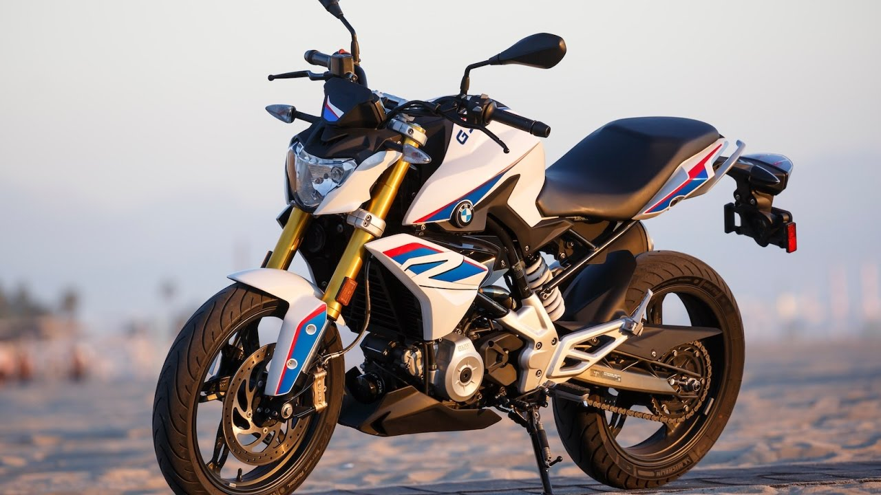 13 Fast Facts 2017 BMW G 310 R