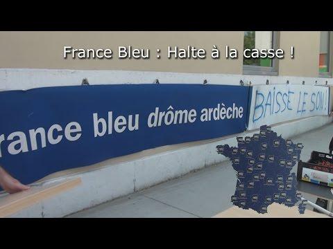 Flash Spécial France Bleu en grève