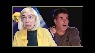 My America's Got Talent Audition- it's just Luke (Deleted Video)