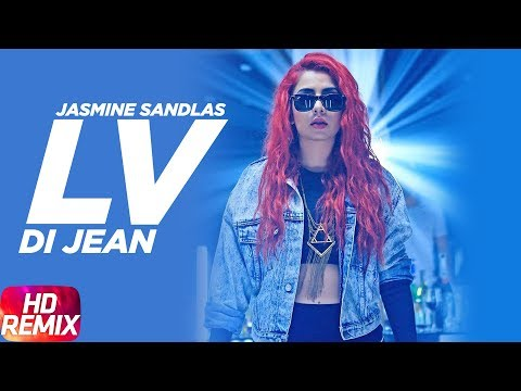 Lv Di Jean Remix | Jasmine Sandlas Ft Preet Hundal | Love Bhullar | MG | Speed Records
