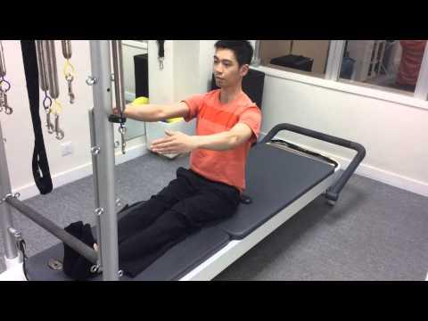 Pilates Series: Roll Up (English)