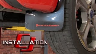 Video Fiesta ST Rally Armor Mud Flap Set 2014-2017 Installation download MP3, 3GP, MP4, WEBM, AVI, FLV Juli 2018
