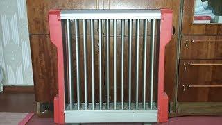 Своими руками  радиатор  изменен потребляет  до 200 вт/ час