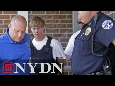 Cops Bought Dylann Roof Burger King After His Calm Arrest: Report