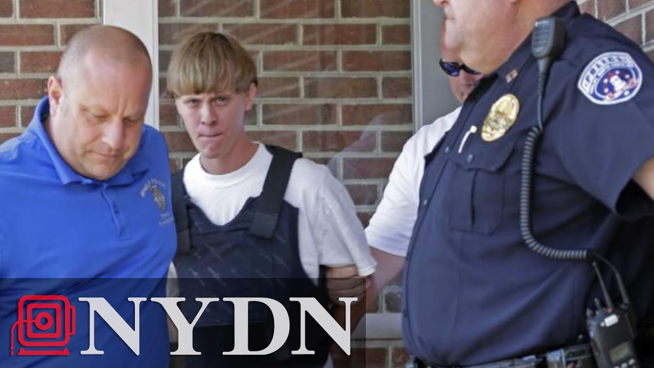 Cops Bought Dylann Roof Burger King After His Calm Arrest Report Youtube