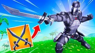 The *SNAKE EYES* Challenge in Fortnite!