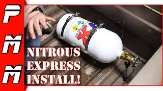 How to install nitrous oxide | Nitrous Express Mainline Budget System
