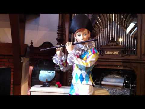 Moegi no Mura.... Music Box Museum