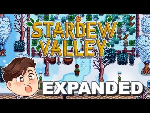 A Lot Has Changed! Stardew Valley Expanded