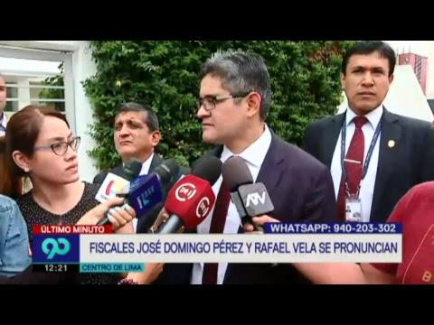 #EsNoticiaAhora (01-01-19): Vizcarra se pronunciará sobre situación en el Ministerio Público